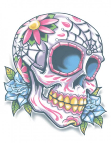 Tinsley Transfers Day Of The Dead - El Calaveras