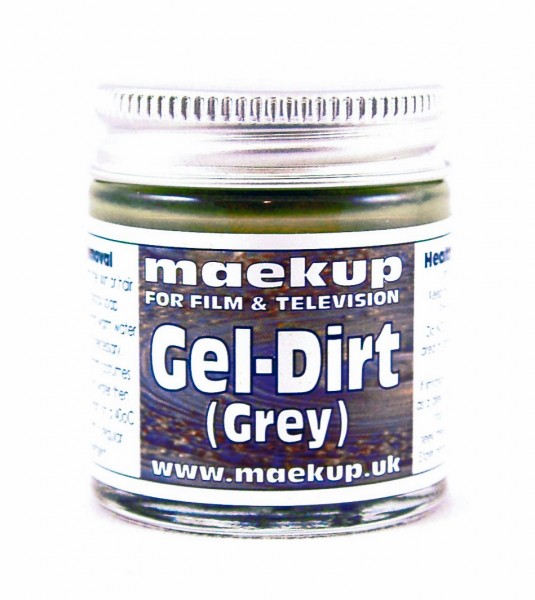 maekup - Gel Dirt - Grey - 30g