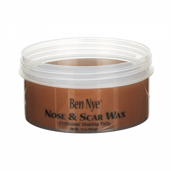 Ben Nye Nose & Scar Wax - Brown 2,5oz.