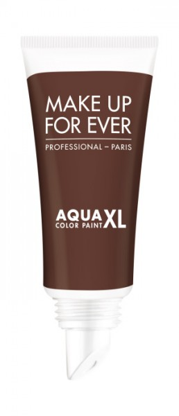 MAKE UP FOR EVER Aqua XL Color Paint - Matte Brown M-60