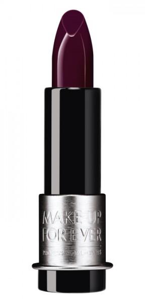 MAKE UP FOR EVER Artist Rouge Light - L. H. Lipstick # L501 - Aubergine *