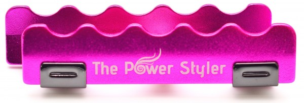 THE POWER STYLER Blow Dry Clips - Pink