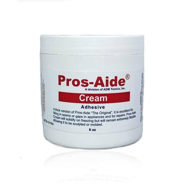 ADM Tronics Pros-Aide Cream Adhesive 6 oz