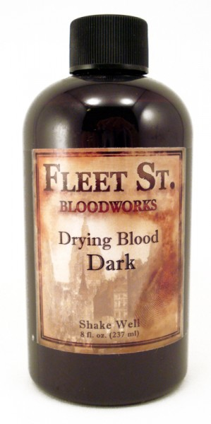 Skin Illustrator Fleet St. Drying Blood Dark 8oz.