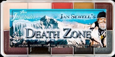 "Skin Illustrator Palette ""Death Zone"""