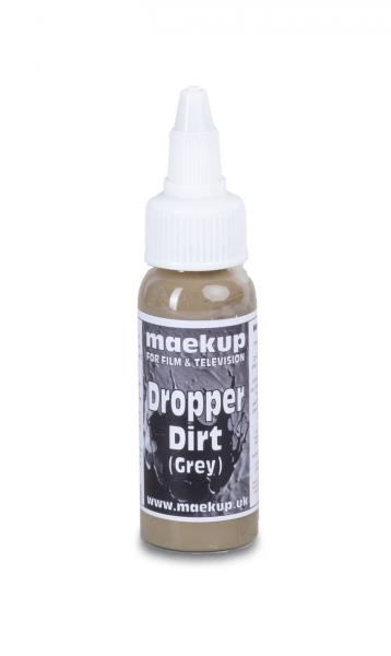 maekup - Dropper Dirt - Grey - 30ml