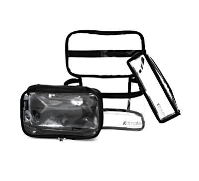 Kitmate - 3 Bag Mega Kit Clear