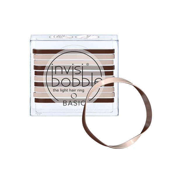 Invisibobble - Basic - Mocca and Cream