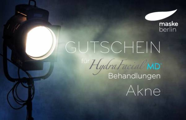 Behandlungs-Gutschein - Hydrafacial ACNE - 99,00 Euro