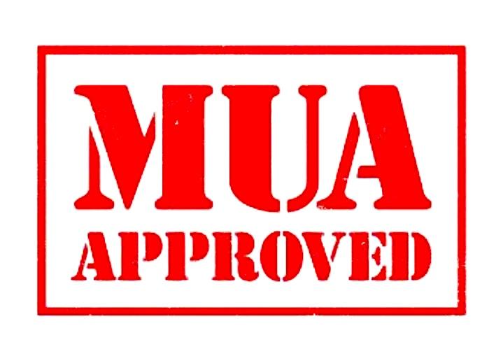 MUA Approved
