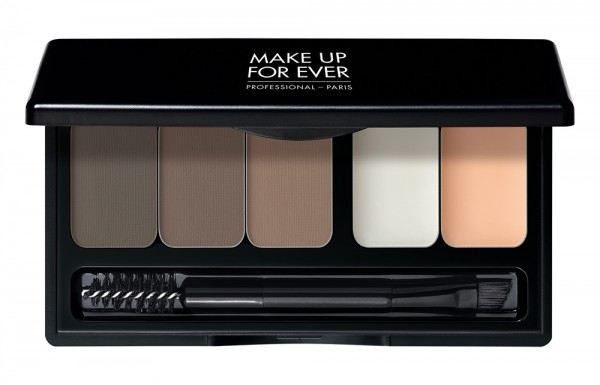 MAKE UP FOR EVER Pro Sculpting Brow Palette - #02