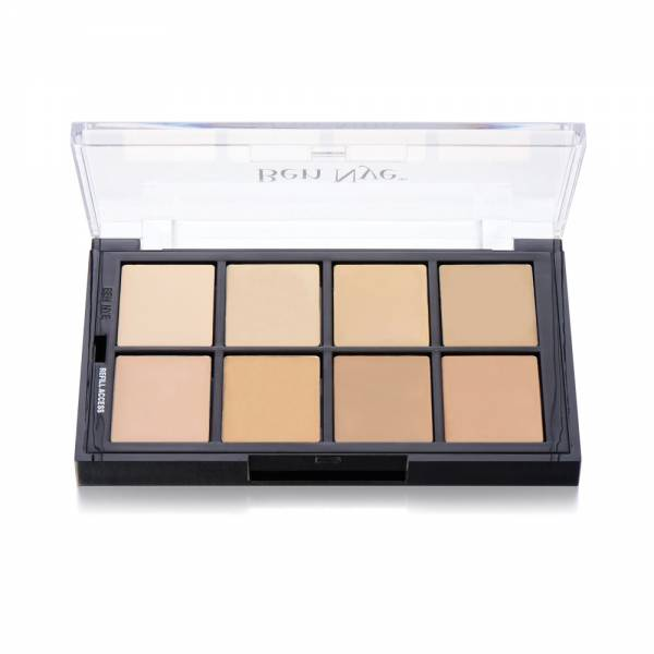 Ben Nye Studio Color Palette - Fair MatteHD Foundation STP-05