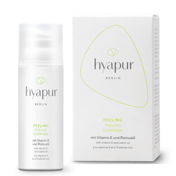 hyapur® GREEN Peeling 50ml