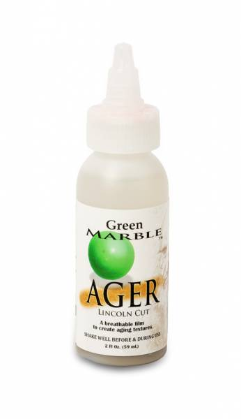 Skin Illustrator Green Marble AGER (Lincoln Cut)