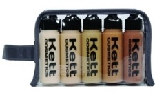 KETT COSMETICS - HYDRO FOUNDATION Collection 10 x 35ml