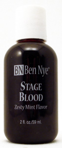 Ben Nye Stage Blood - SB-2 - 0.5oz.