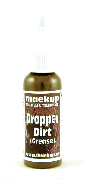 maekup - Dropper Dirt - Grease - 30ml