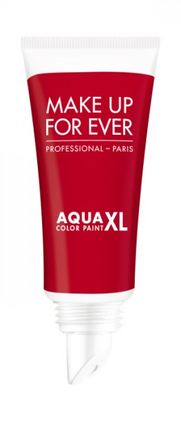 MAKE UP FOR EVER Aqua XL Color Paint - Matte Red M-72