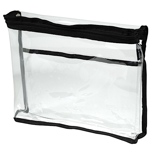 Monda - Square Clear Bag Medium - MST-012