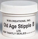W. M. Creations, Inc. - Old Age Stipple B