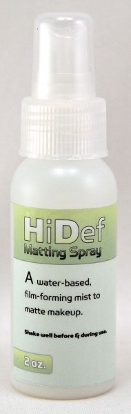 Skin Illustrator HiDef - Matting Spray 4oz. / 118ml