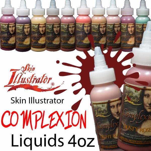 Skin Illustrator Complexion Liquids 4oz