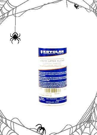 Kryolan Gummimilch ungefärbt 30ml