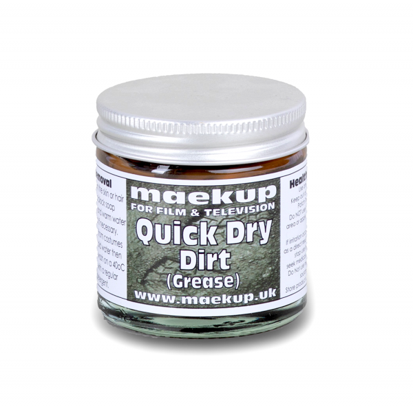 maekup - Quick Dry Dirt - Grease - 60g