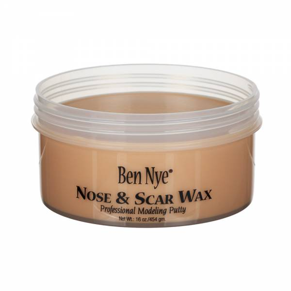 Ben Nye Nose & Scar Wax - Fair 2.5oz.
