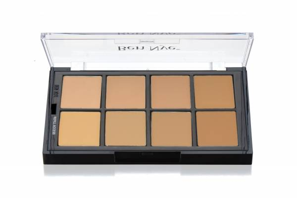 Ben Nye Studio Color Palette - Olive Matte Foundation STP-07