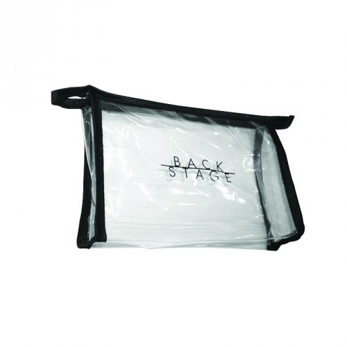 BACKSTAGE Clear Bag D