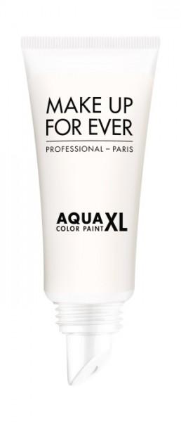 MAKE UP FOR EVER Aqua XL Color Paint - Matte White M-16