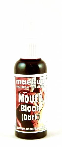 maekup - Mouth Blood (Dark) 30ml