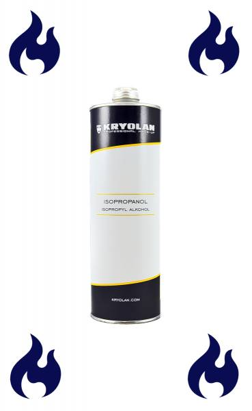Kryolan Isopropyl Alcohol 500ml