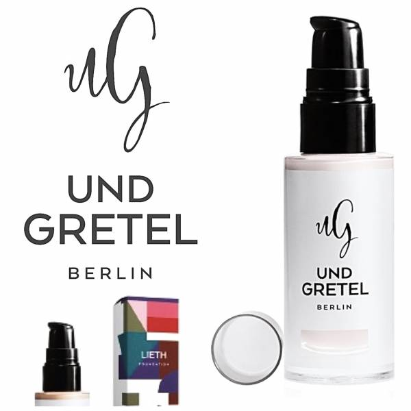 UND GRETEL LIETH foundations 30ml