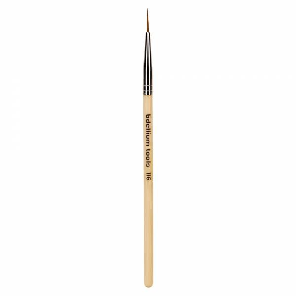 """bdellium tools - SFX BRUSH #116 """"short liner"""""""