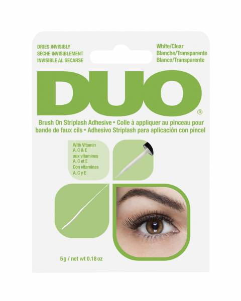 Duo Wimpernkleber Brush-On Lash Adhesive Green 5g