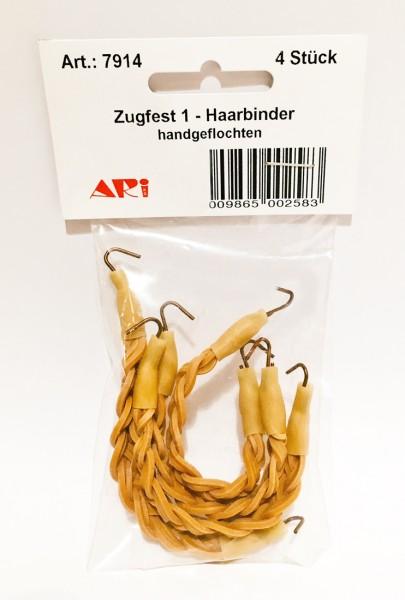 """ARI KG Haarbinder """"Zugfest"""" 4 Stück"""