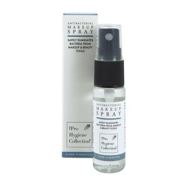 The Pro Hygiene Collection® Antibacterial Makeup Spray 15ml