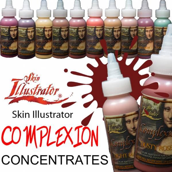 Skin Illustrator COMPLEXION CONCENTRATES 2oz