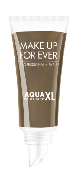MAKE UP FOR EVER Aqua XL Color Paint - Lustrous Khaki L-30