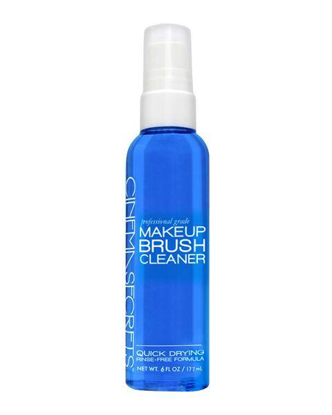 Cinema Secrets Pro Brush Cleaner Pumpspray 6oz