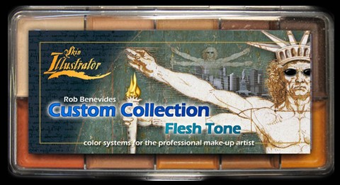 "Skin Illustrator Palette ""Custom Flesh Tone"""