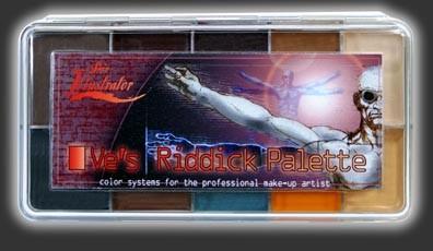 """Skin Illustrator Palette """"Ve´s Riddick Palette"""""""