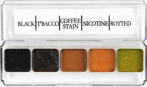 """Skin Illustrator Palette """"Tooth Lacquer 1"""""""