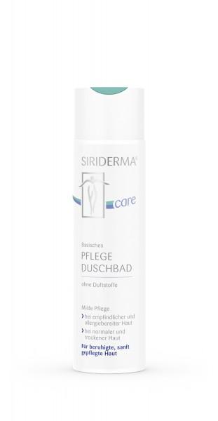 Siriderma Basisches Pflege-Duschbad - ohne Duft - 250 ml