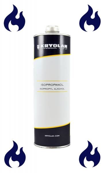 Kryolan Isopropyl Alcohol 1000ml