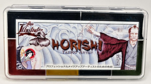 "Skin Illustrator Palette ""Horishi Tattoo"""