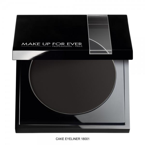 MAKE UP FOR EVER Cake Eyeliner - Black 1