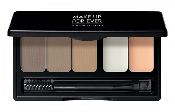 MAKE UP FOR EVER Pro Sculpting Brow Palette - #01